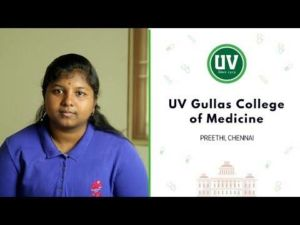 UV Gullas College student Preethi