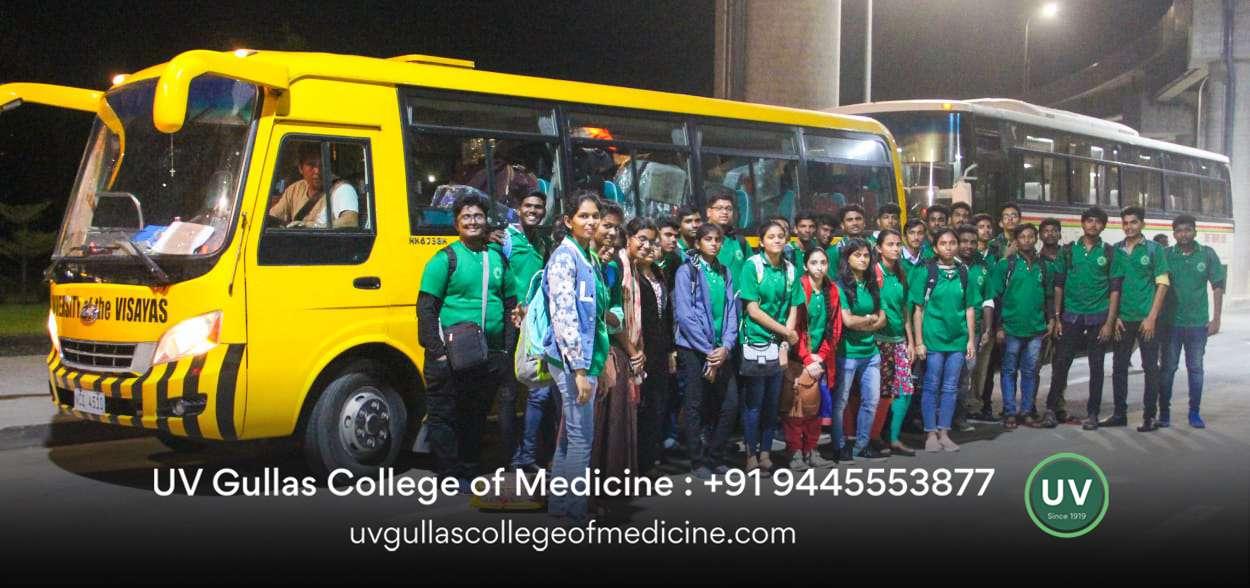 UV Gullas College of Medicine Admissions Office Vadapalani Chennai