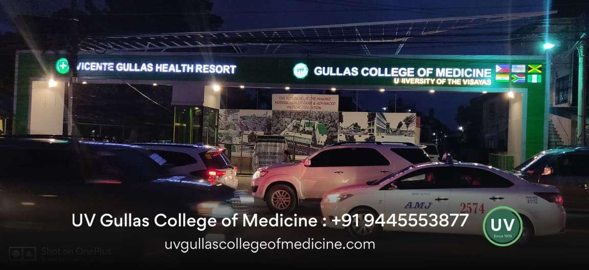 UV Gullas College of Medicine Authorized Admission Office Vadapalani Chennai