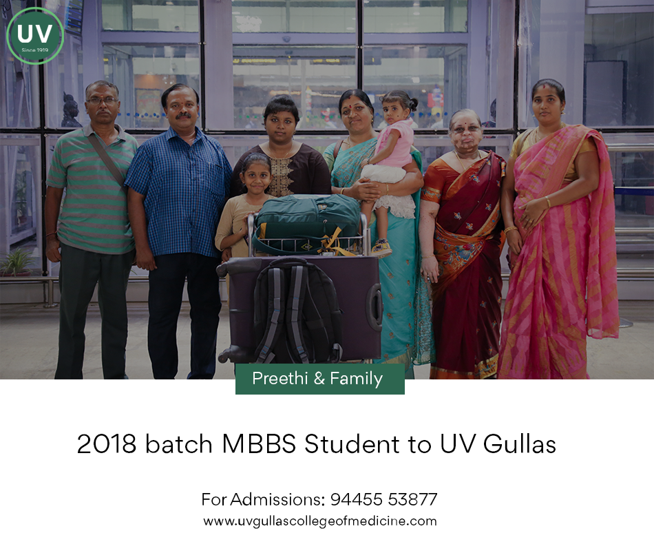 UV Gullas College of Medicine Authorized Admissions Office Testimonial