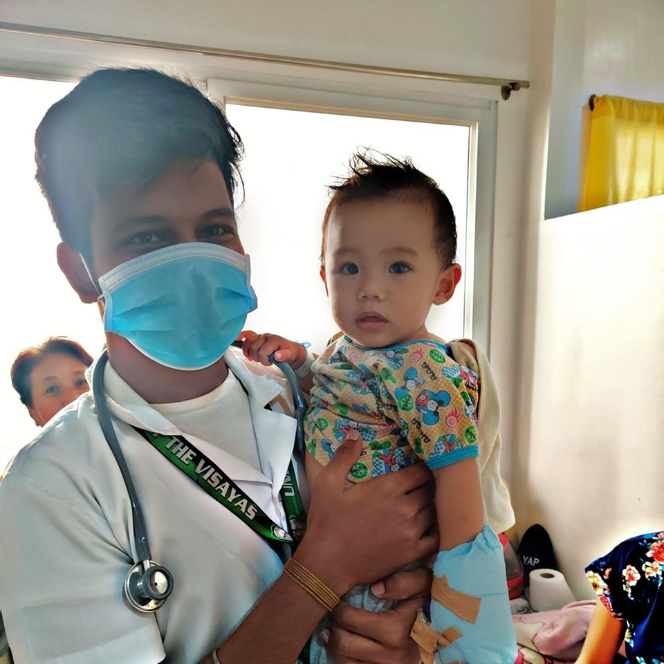 MBBS in Philippines in UV Gullas Medical College